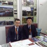 Участие в международной выставке «Загородного строительства и обустройства в г. Астана (Казахстан), 2015 г.