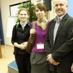 Участие в международной конференции «Ландшафтный дизайн: опыт и перспективы», 2013 г.
